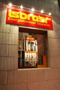 energiebewust bouwen met isorast