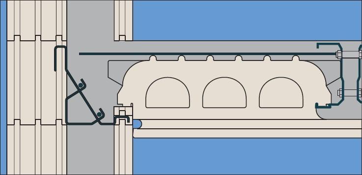 Aansluiting verdiepingsvloer