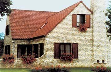 baksteenklinker huis