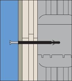 constructie pluggen ankers