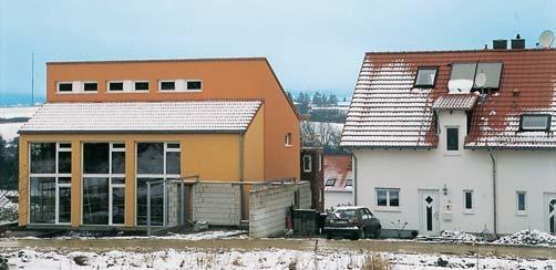 dak met warmte verlies
