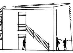 gebouw ontwerp nr. 113 het glazen huis