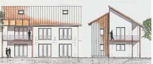 gebouw ontwerp nr. 1196