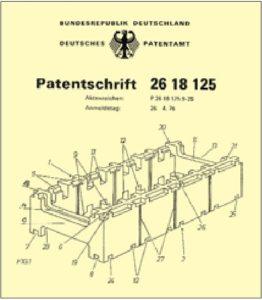 isorast patent