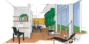 ontwerp woonkamer