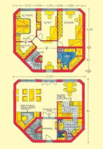 plattegrond ontwerp m. breur